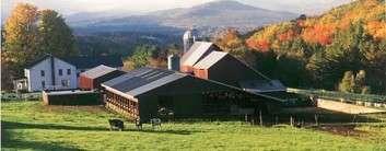 Baird farm, Vermont.