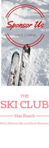 ski club ad